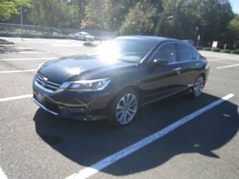 2013 Honda Accord for sale in Union, NJ