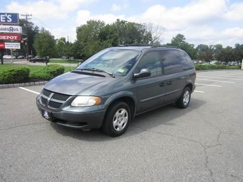 2002 Dodge Caravan for sale in Union, NJ