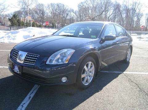 2004 nissan maxima for sale in new jersey. Black Bedroom Furniture Sets. Home Design Ideas