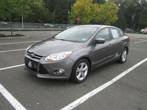 2012 Ford Focus for sale in Union, NJ