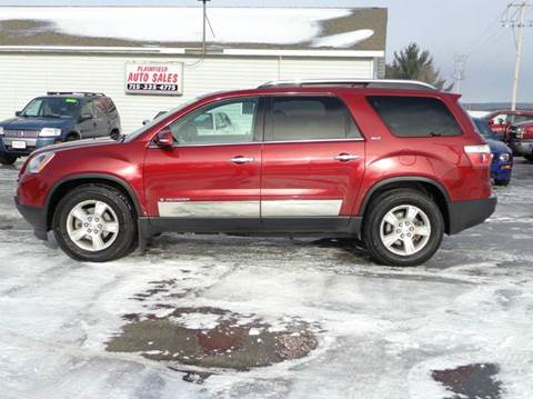 2007 GMC Acadia for sale in Plainfield, WI