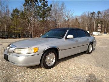 1998 lincoln town car for sale maryland. Black Bedroom Furniture Sets. Home Design Ideas