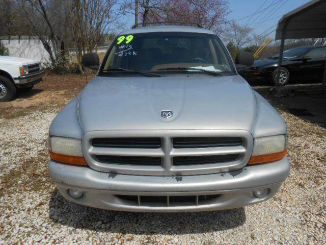 1999 Dodge Durango Slt 4dr Suv In Hudson Nc Granite Motor Co