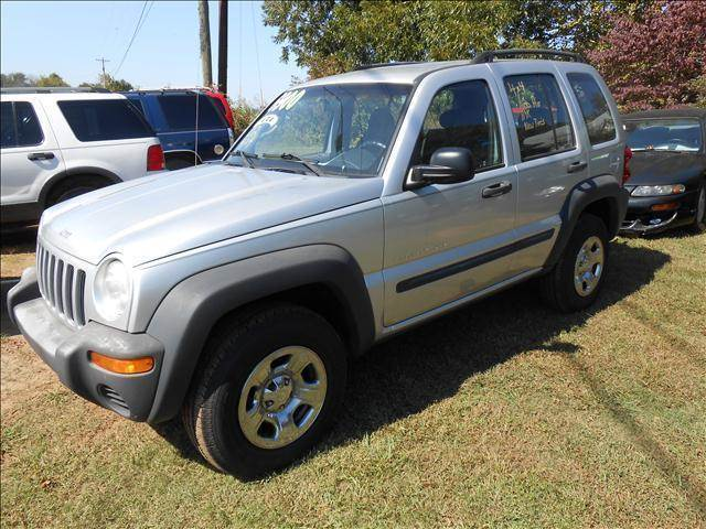 2002 jeep liberty sport in hudson nc granite motor co. Black Bedroom Furniture Sets. Home Design Ideas
