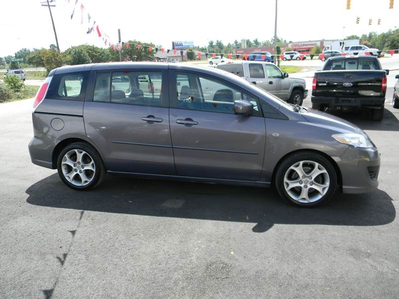 2009 mazda mazda5 grand touring mini van 4dr 5a in hudson. Black Bedroom Furniture Sets. Home Design Ideas