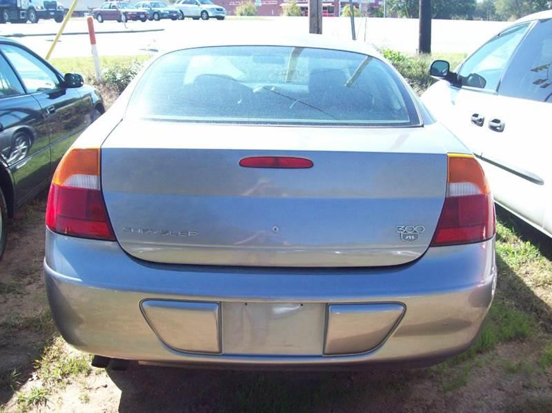1999 chrysler 300m 4dr sedan in hudson nc granite motor co for 1999 chrysler 300m window problems