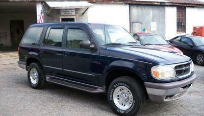 1997 ford explorer xl limited xlt eddie bauer in hudson nc granite motor co. Black Bedroom Furniture Sets. Home Design Ideas