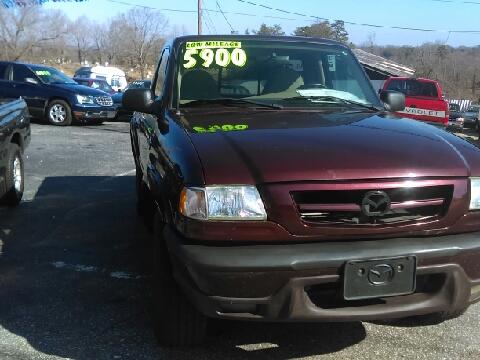 2003 Mazda Truck for sale in Hudson, NC