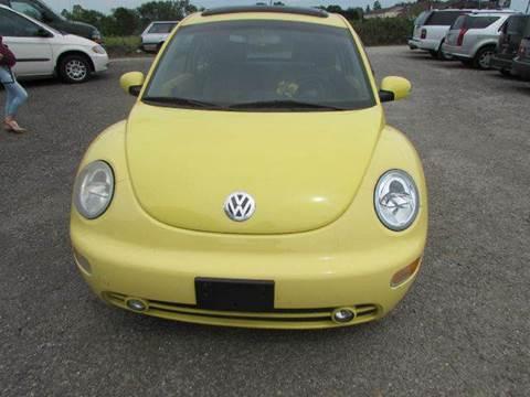 2005 Volkswagen Beetle for sale in Hudson, NC