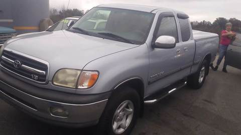 2000 Toyota Tundra for sale in Hudson, NC