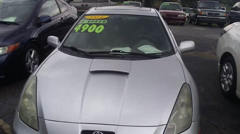 2001 Toyota Celica for sale in Hudson, NC