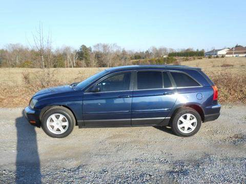 2004 chrysler pacifica for sale in north carolina. Black Bedroom Furniture Sets. Home Design Ideas