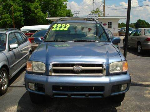 1999 Nissan Pathfinder for sale in Hudson, NC