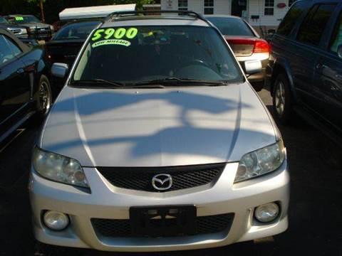 2002 Mazda Protege5 for sale in Hudson, NC
