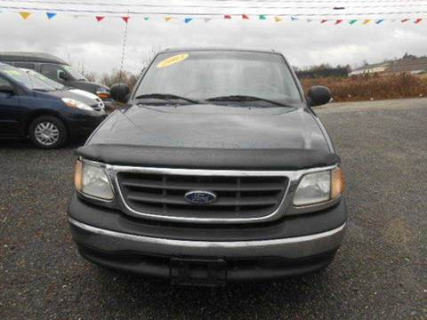 2003 Ford F-150 for sale in Hudson, NC