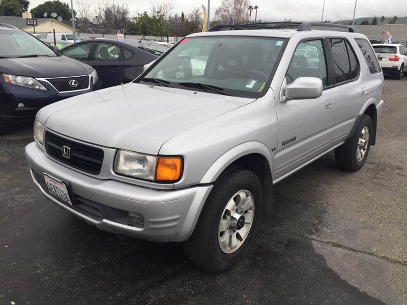 1999 honda passport ex 4dr 4wd suv in fremont ca no for Honda fremont auto mall