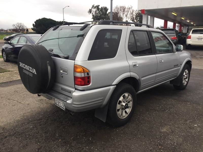 1999 honda passport ex 4dr 4wd suv in fremont ca no credit check auto sales. Black Bedroom Furniture Sets. Home Design Ideas