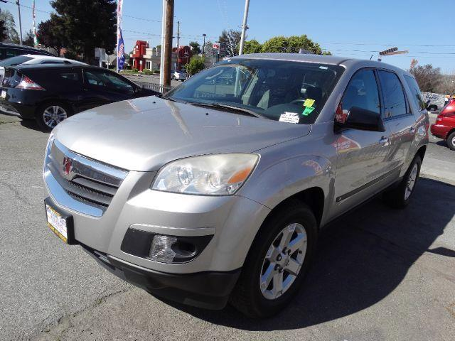 2008 saturn outlook xe 4dr suv in fremont ca no credit check auto sales. Black Bedroom Furniture Sets. Home Design Ideas