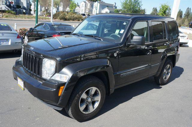 2008 jeep liberty sport 4x4 suv in fremont atherton castro valley no credit check auto sales. Black Bedroom Furniture Sets. Home Design Ideas
