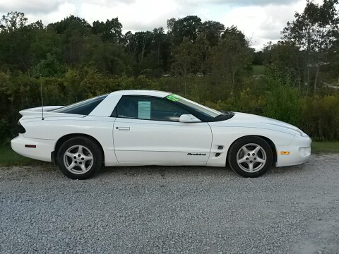 1998 Pontiac Firebird for sale in Woodsfield, OH