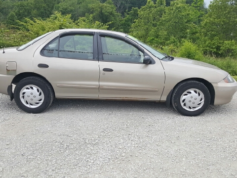 2003 Chevrolet Cavalier for sale in Woodsfield, OH