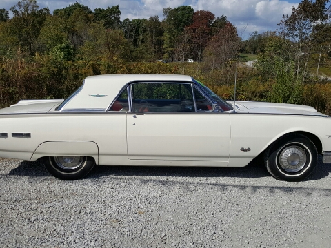 1962 Ford Thunderbird for sale in Woodsfield, OH