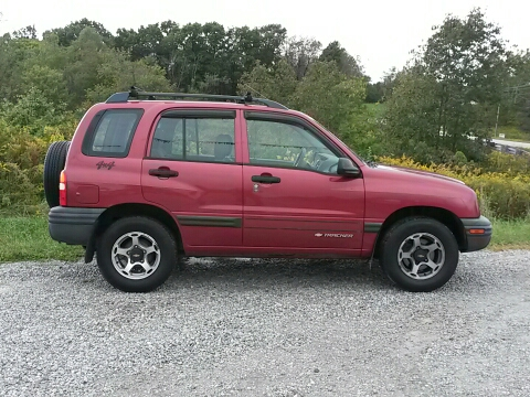2001 Chevrolet Tracker for sale in Woodsfield, OH