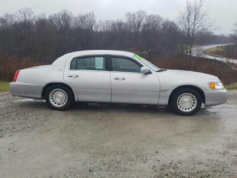 Lincoln Town Car For Sale In Ohio Carsforsale Com