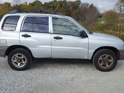 2000 Chevrolet Tracker for sale in Woodsfield, OH