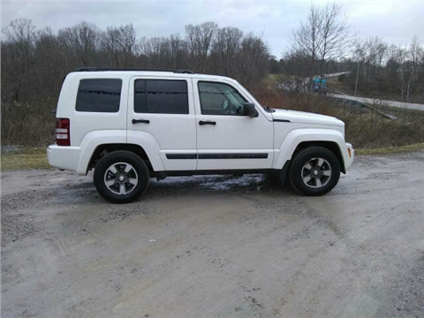 2008 Jeep Liberty for sale in Woodsfield, OH