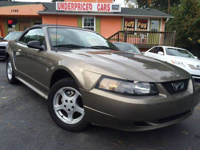 2002 ford mustang for sale in georgia. Black Bedroom Furniture Sets. Home Design Ideas