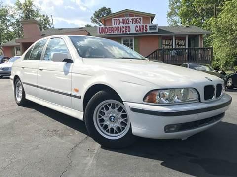 1998 BMW 5 Series for sale in Marietta, GA