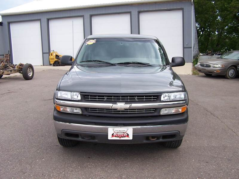 2001 Chevrolet Silverado 1500 4dr Extended Cab LT 4WD SB w/out OnStar - Estherville IA