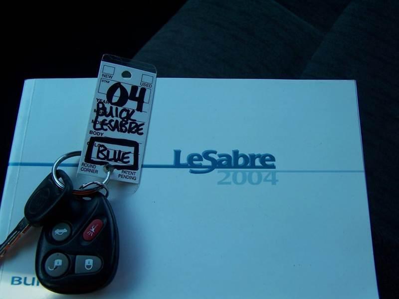 2004 Buick LeSabre Custom 4dr Sedan - Estherville IA