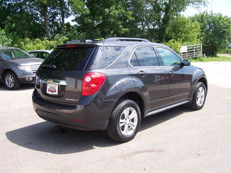 2015 Chevrolet Equinox AWD LT 4dr SUV w/1LT - Estherville IA