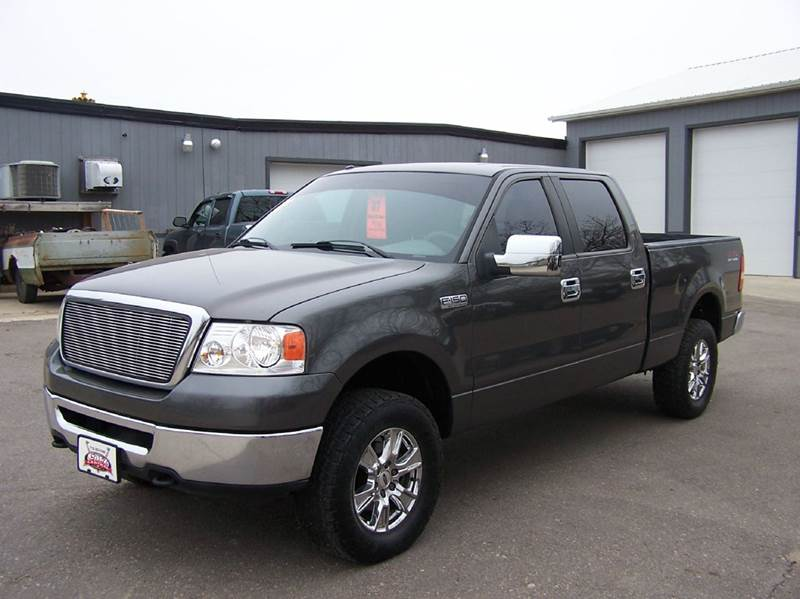 2007 Ford F-150 XLT 4dr SuperCrew 4WD Styleside 5.5 ft. SB - Estherville IA