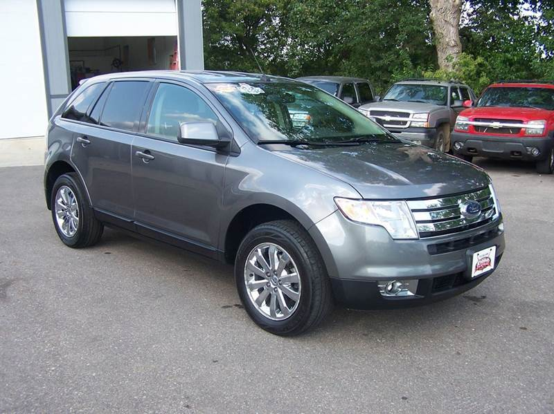 2010 Ford Edge AWD SEL 4dr Crossover - Estherville IA