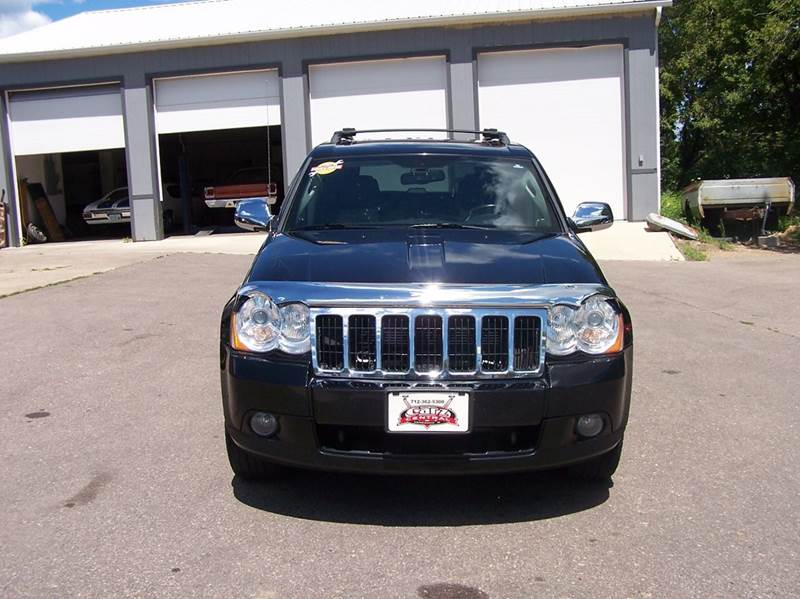 2008 Jeep Grand Cherokee 4x4 Limited 4dr SUV - Estherville IA