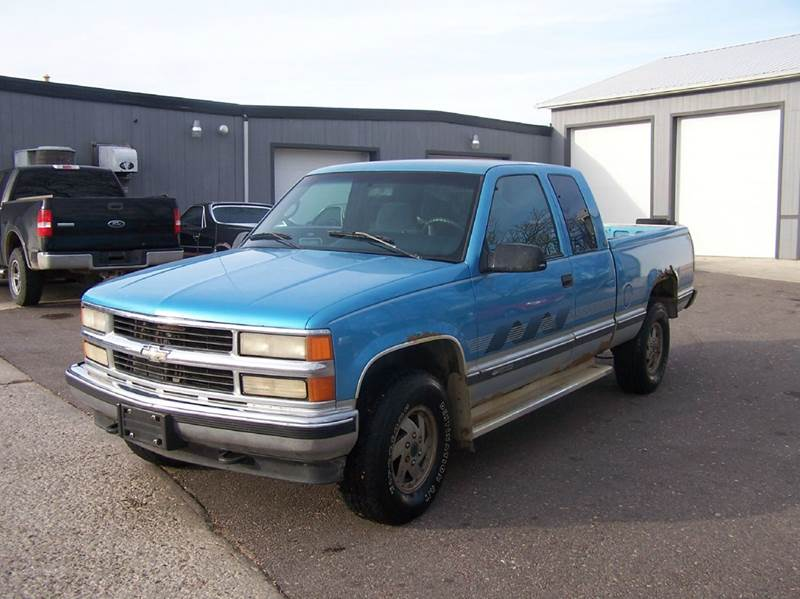 1995 Chevrolet C/K 1500 Series 2dr K1500 Silverado 4WD Extended Cab SB - Estherville IA