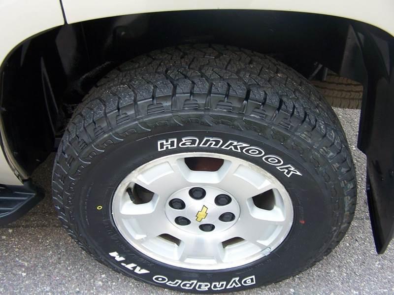2007 Chevrolet Tahoe LT 4dr SUV 4WD - Estherville IA