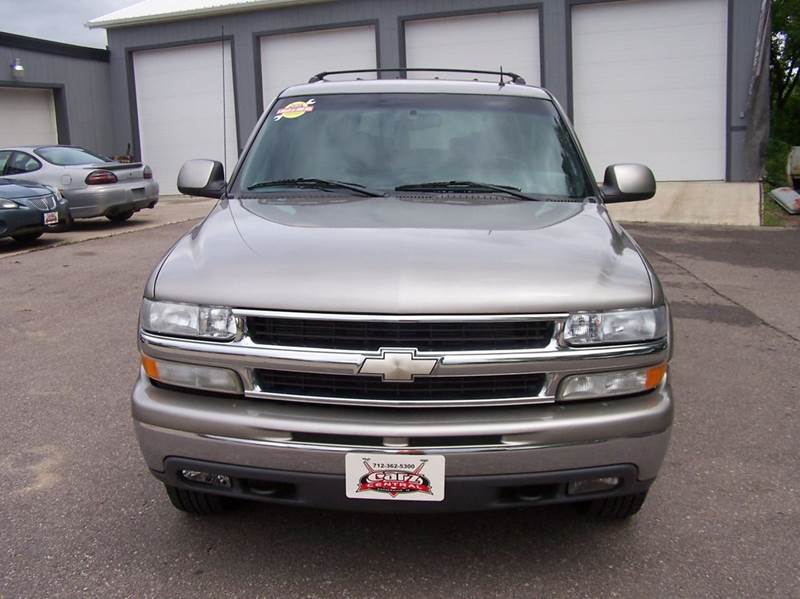 2002 Chevrolet Suburban 1500 LT 4WD 4dr SUV - Estherville IA