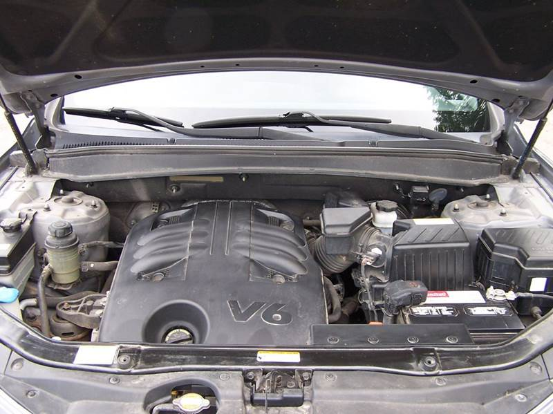 2008 Hyundai Santa Fe AWD SE 4dr SUV - Estherville IA