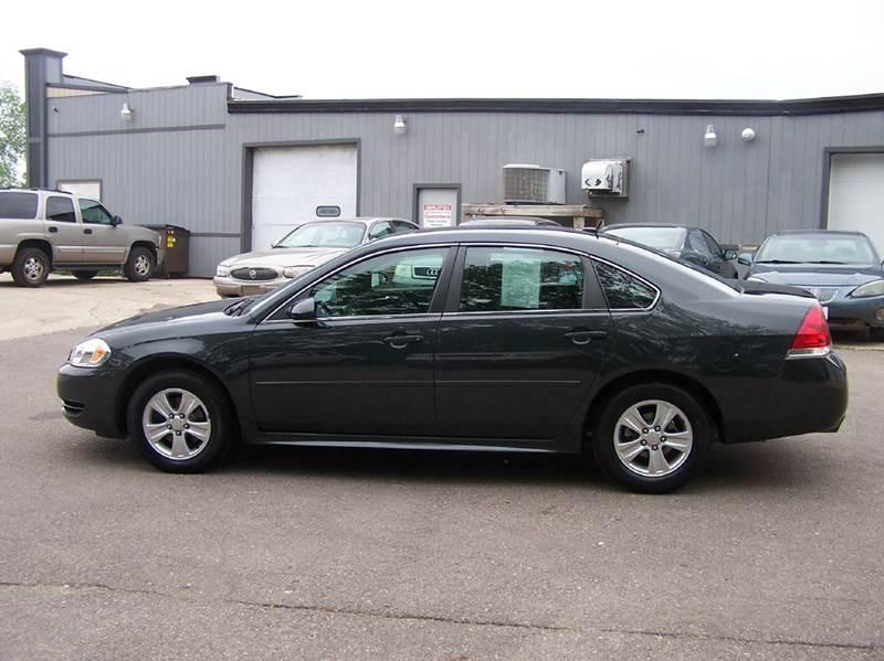 2014 Chevrolet Impala Limited LS Fleet 4dr Sedan - Estherville IA