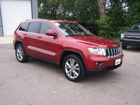 2013 Jeep Grand Cherokee for sale in Estherville, IA