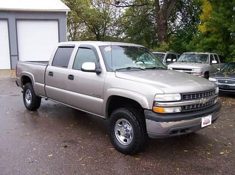 2001 Chevrolet Silverado 1500HD for sale in Estherville, IA