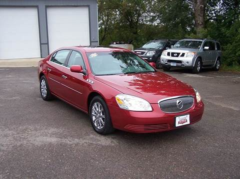 2009 Buick Lucerne for sale in Estherville, IA
