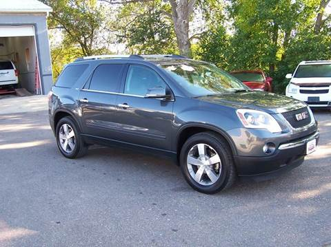 2011 GMC Acadia for sale in Estherville, IA