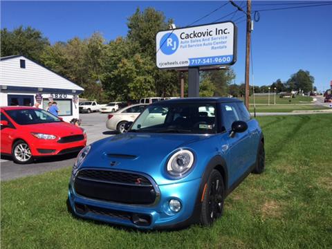 2015 MINI Hardtop 2 Door for sale in Harrisburg, PA