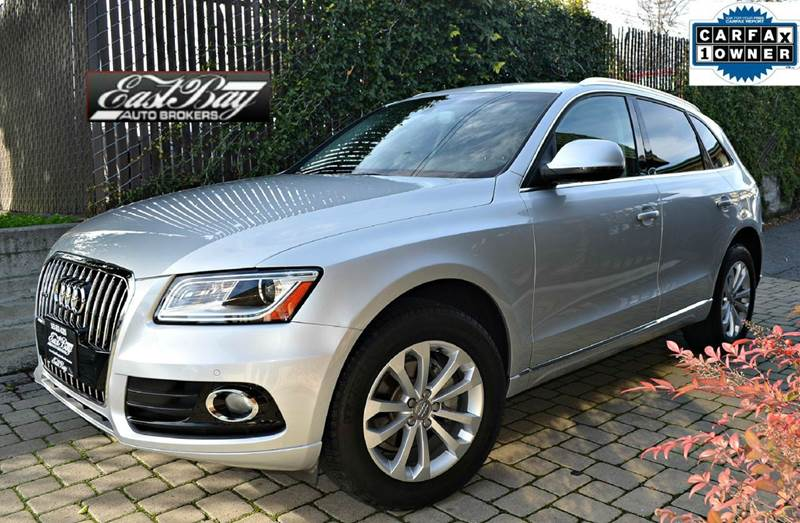 2013 audi q5 2 0t quattro premium plus awd 4dr suv in walnut creek ca east bay auto brokers. Black Bedroom Furniture Sets. Home Design Ideas