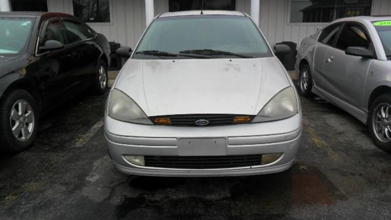 2003 Ford Focus ZX5 4dr Hatchback - Winchester KY